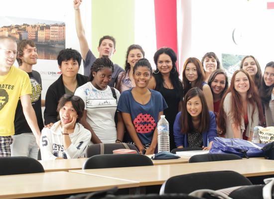 法國里昂Inflexyon語言學院