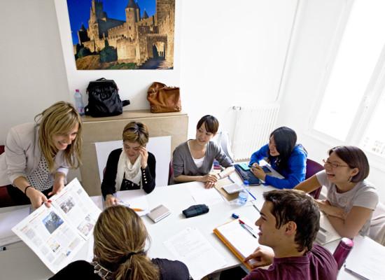Accent Français 南法蒙彼利埃語言學校