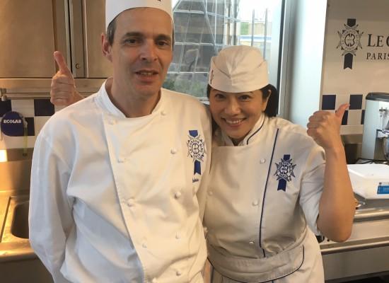 藍帶廚藝學院 趙同學嚮法是每個人實現法國求學之路夢想的依靠 ,夢想不難 ,但把夢變成現實世界,需要仰賴嚮法的專業服務~走吧~起身出發~走吧!